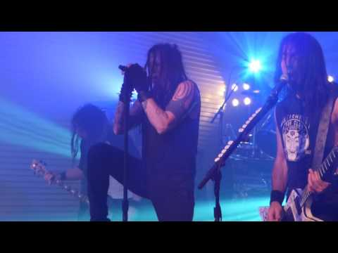 Hellyeah - Moth (Chad Speaks To Crowd) LIVE [HD] 3/7/17