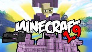 O BARCO DO THE END! - Minecraft 1.9 - #8 (FIM)