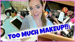TOO MUCH MAKEUP!!!!! Thumbnail