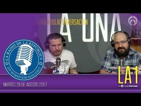 #LA1 - A un año de Juanga, Chumel sigue perdido - La Radio de la República - @