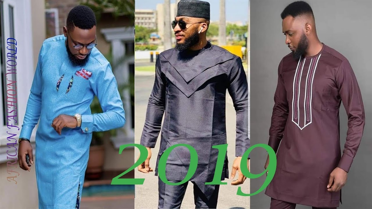 Top 20 latest and Best African Ankara 2019 Styles for Men and Guys