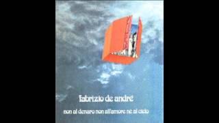 Un malato di cuore-Fabrizio De Andrè