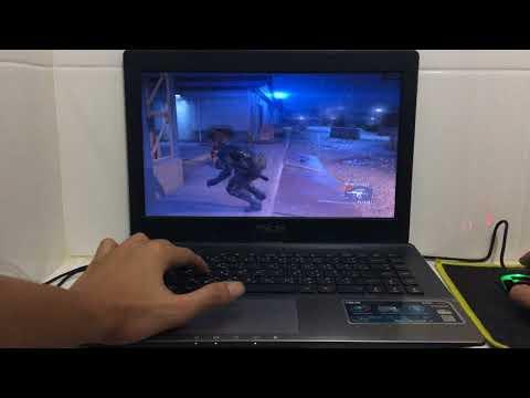 Asus A45V Gaming Review : Gaming Goch !!
