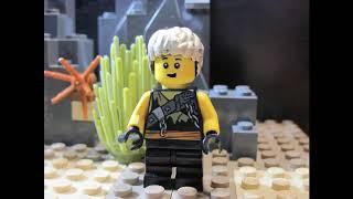 LEGO Ниндзяго Преследуемые 3 сезон 4 серия