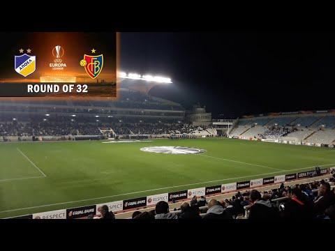 ΒΙΝΤΕΟ αγώνα: ΑΠΟΕΛ 0-3 fc BASEL #UEL «Εφιάλτης για ΑΠΟΕΛ»