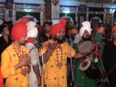 Ghola Singh live at kiratpur sahib