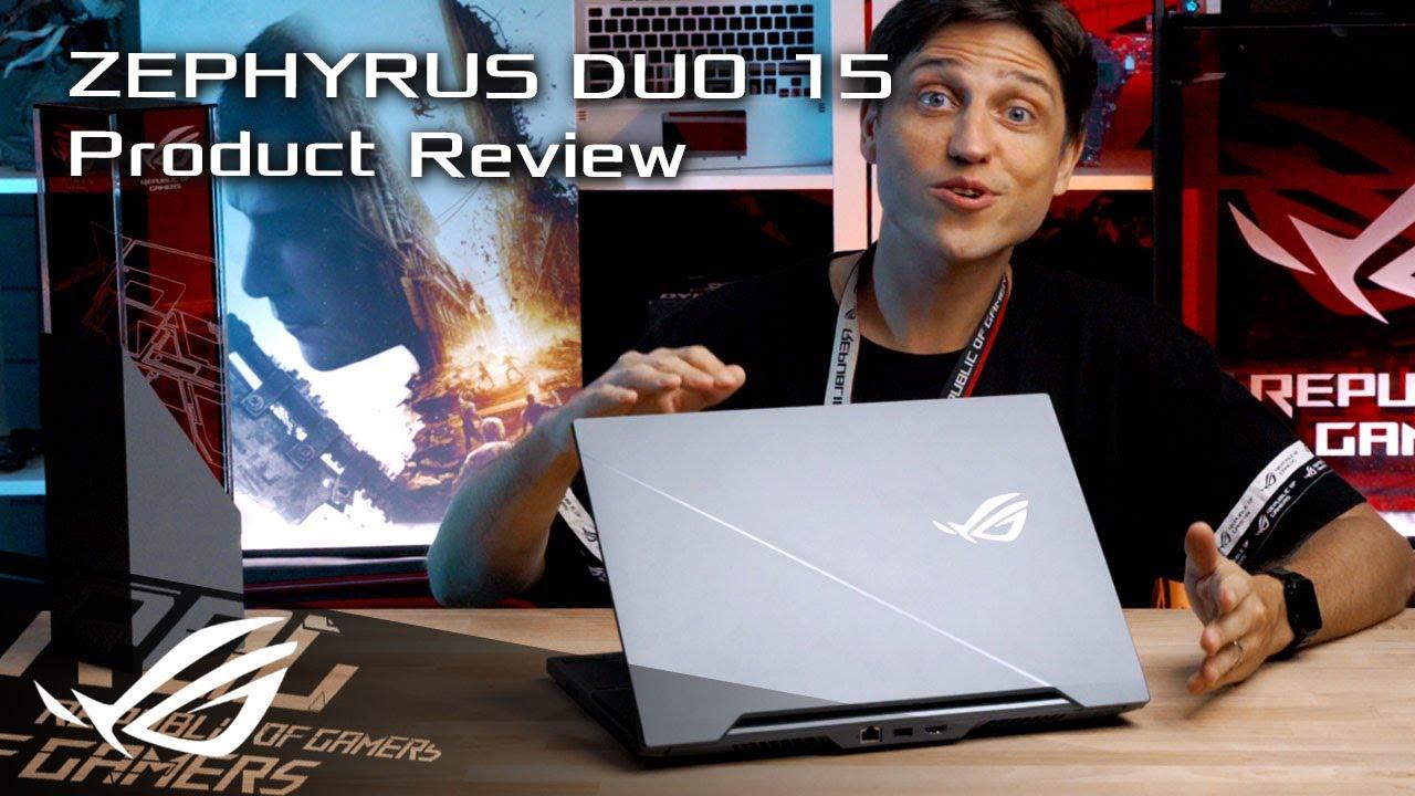 Insider Laptop Guide | ROG Zephyrus Duo 15