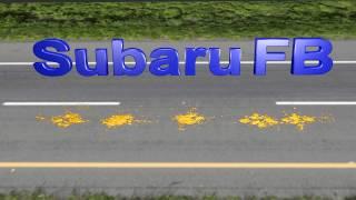 Шығыс қозғалтқыштағы майдың Subaru FB