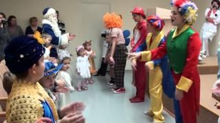 Детская танцевалка