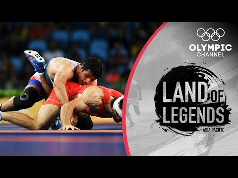 Why Iran's pride and prowess in wrestling is unsurpassed | Land Of Legends