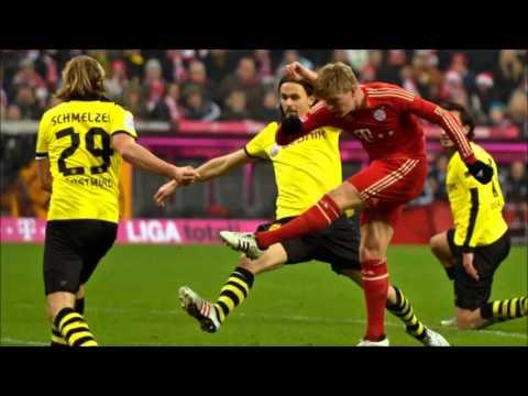 BVB Netradio Ausraster - FC Bayern München vs. Borussia Dortmund 1:1 - 01.12.2012 - Bundesliga