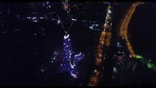 Fireworks Show at Guangxi New Media Center,China 广西新媒体中心烟火秀 thumbnail