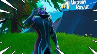 Nouveau gameplay de peau de VECTOR dans Fortnite Battle Royale.