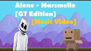 [Growtopia] Alone-Marshmello  [Music Video] ft.Severux_