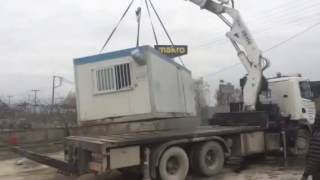 Μεταφορά container Γερανοι Θεσσαλονίκη 6977970947 Καρταλης