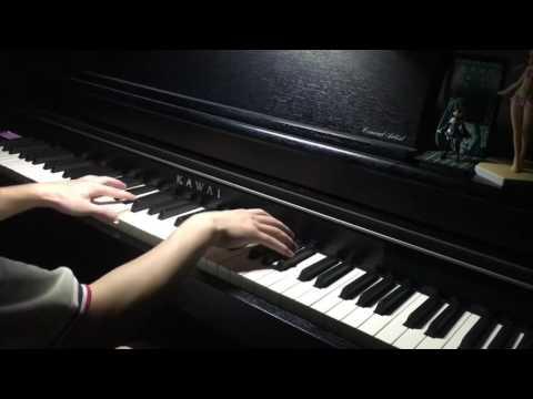 Koi wo Shita no Wa - Koe no Katachi ED[piano]
