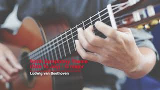 LCM Classical Guitar Grade 1 - Technical Work and Performances