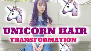 Gambar cover UNICORN HAIR TRANSFORMATION~!  | Sunnydahye