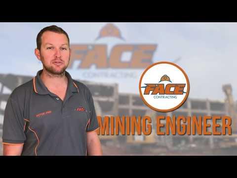 Mining Engineer, Planning Engineer and Production Engineer