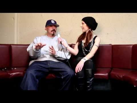 Backstage with Cover It & Jenn Findley with Lil Rob