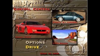 NEED FOR SPEED: ROAD & TRACK 1994