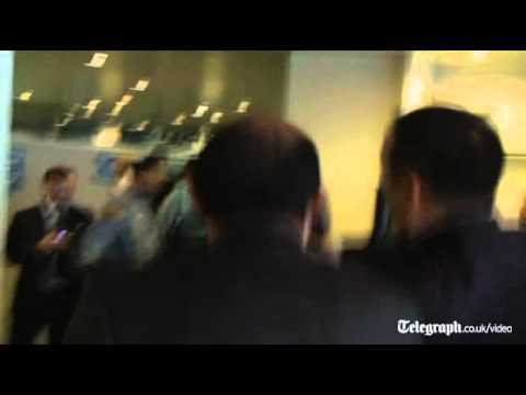 UN security men in fight with Turkish bodyguards at United Nations
