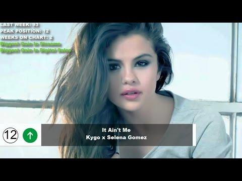 Top 50 Songs Of The Week - March 11, 2017 (Billboard Hot 100)