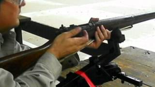 Arkansas Hobbs Estate Gun Range - 1943 Lee Enfield No. 4 Mk.1