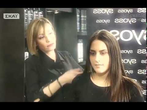 TLIFE.GR Backstage info για τέλεια μαλλιά από το Syoss στο πρώτο Battle!