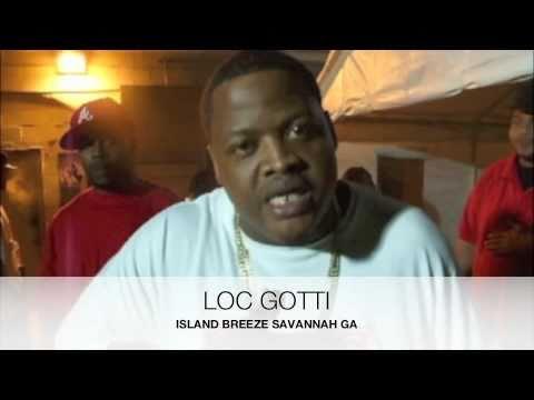STR8 G TV HEY DJ BLOG VOLUME 1 LOC GOTTI SPEAKS ON IT!!!!