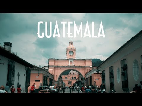 Guatemala // Cinematic Travel Video