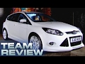 Ford Focus 1.0 Ecoboost (Team Review) - Fifth Gear