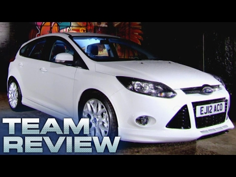 Ford Focus 1.0 Ecoboost Team Review Fifth Gear