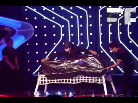 PGT4: MIFER THE MAGICIAN/Quarterfinals Performance