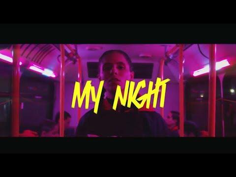 Keys N Krates - My Night (ft. 070 Shake) [Official Music Video] | Dim Mak Records