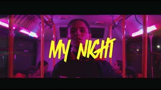 Keys N Krates - My Night (ft. 070 Shake) [Official Music Video] Dim Mak Records