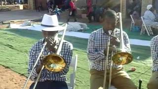 Nathi,Imibuzo by Mminatlou Brass Ensemble