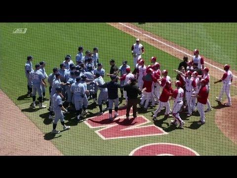 2018 NCAA Baseball #12 North Carolina at #3 NC State 4 29 2018