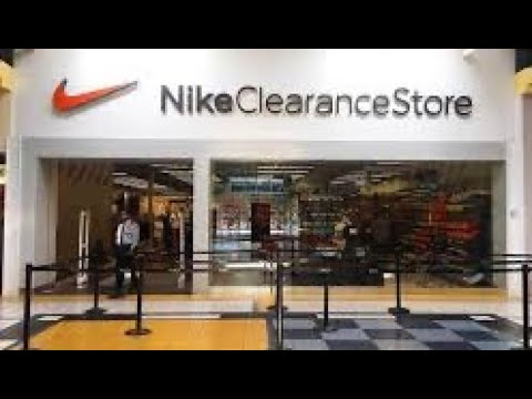 Consejo beneficioso Consultar  BREAKING NEWS: ITS BACK. NIKE CLEARANCE STORE AT THE DIXIE OUTLET MALL IS  RE-OPENING TODAY - YouTube