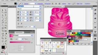 Cake Tutorial Adobe Illustrator