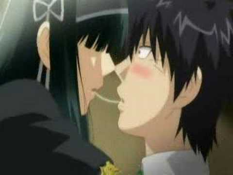 Shinra kiss Ren