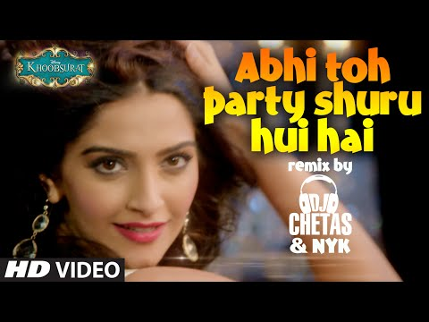 OFFICIAL: Abhi Toh Party Shuru Hui Hai (REMIX) by DJ CHETAS & DJ NYK thumbnail