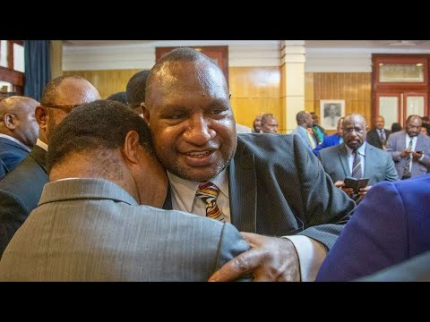 PNG PM Vows To Punish Those Behind Tribe Killings