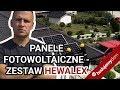 Panele Fotowoltaiczne - Zestaw Hewalex - Krok Po Kroku. + Program \Mój Prąd\