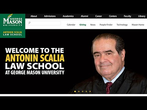 #ASSOL Scalia Law School Name Change Koch Brothers Connection