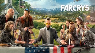 Far Cry 5 Gameplay Preview 4k 60FPS