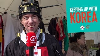 Mattie integreert als Koreaan // Keeping Up With Korea - #01