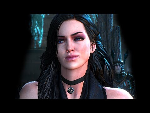 How Salt Water Affects Yennefer's Complexion And Geralt's Hidden Booty In The Last Wish (Witcher 3)