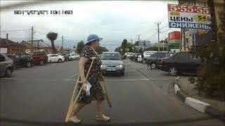 №23 Пешеходы-нарушители не хотят жить? / Idiots!