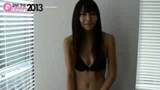 元バスガイドで日本テレビイベント「汐留グラビア甲子園2012」ファ...